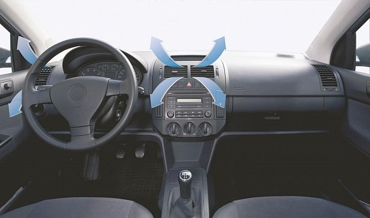 Zapáchá vám klimatizace v autě? Vydezinfikujte si ji sami!