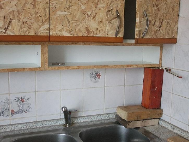 Renovace kuchyně za víkend a za babku - 4.díl