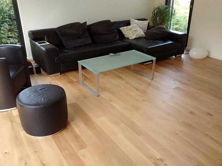 Při dodržení určitých zásad si můžete dopřát kombinaci prakticky jakékoliv masivní dřevěné podlahy v kombinaci s podlahovým vytápěním.
