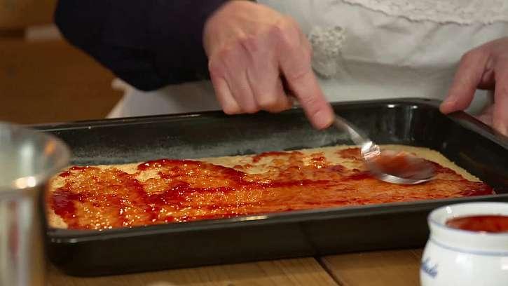 Mazání marmelády