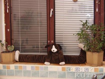 Potřebujete rychle utěsnit okna?