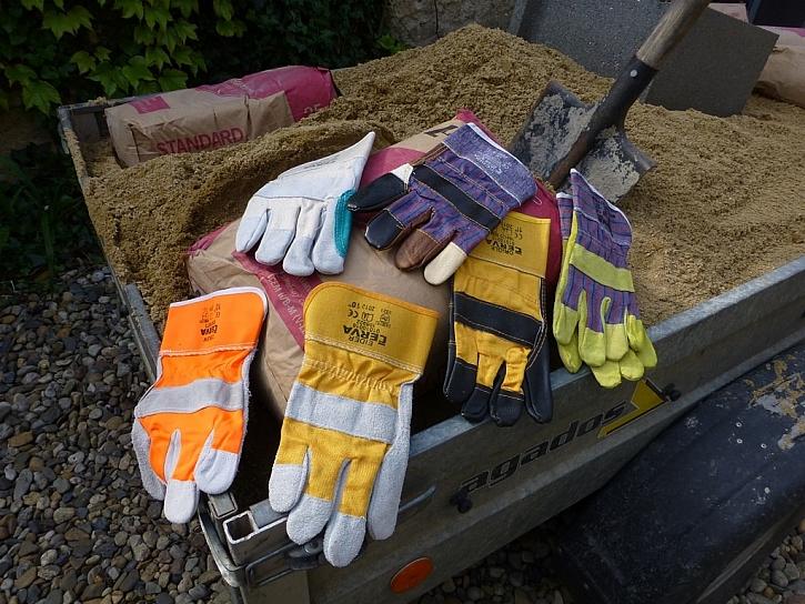 Nepřízeň počasí zvládnete hravě v kvalitním pracovním oblečení