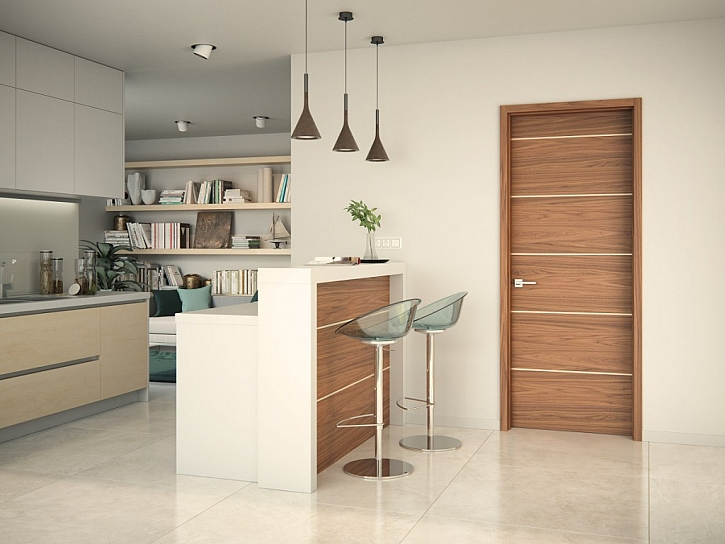 Moderní a dokonalý vzhled dodají vaší domácnosti kvalitní dveře