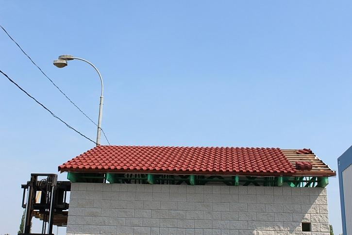 Jak tedy postupovat při stavbě garáže z betonových tvarovek?
