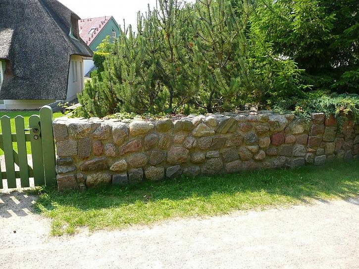 Kamenné zídky