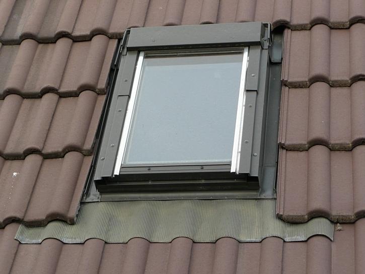 Střešní okna v podkroví