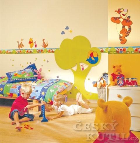 Vytvořte dětem kouzelný dětský pokoj