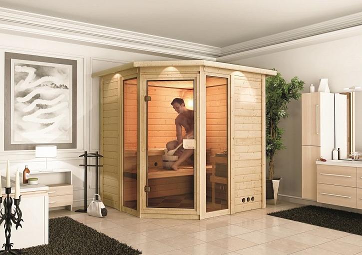 Revoluce v saunování: infrasauna v pohodlí domova (Zdroj: Hornbach)