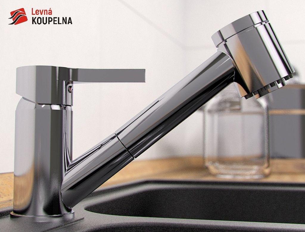 Ideální kuchyňské baterie do moderní domácnosti: fantazii se meze nekladou