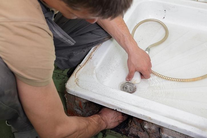 Instalace odpadu u sprchového koutu není nijak složitá
