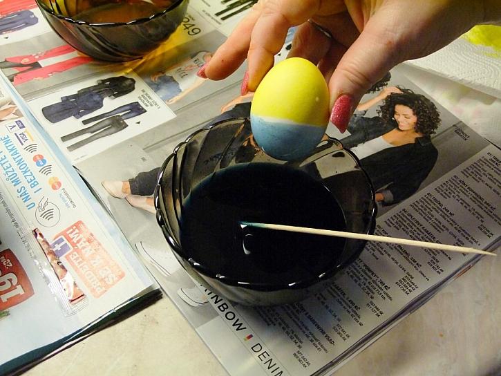mimoňové vajíčko