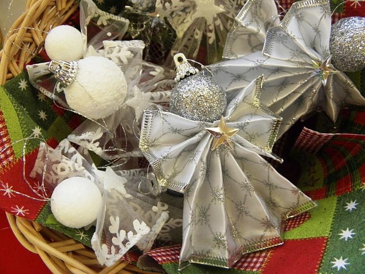 Nechte se inspirovat fantazií a šikovností dětí na Vánočním jarmarku