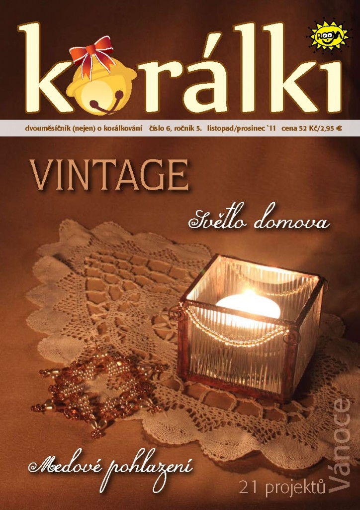 Časopis Korálki 6/2011