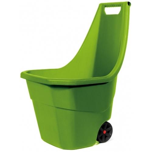 PROSPERPLAST LOAD & GO 55L Zahradní vozík olivový