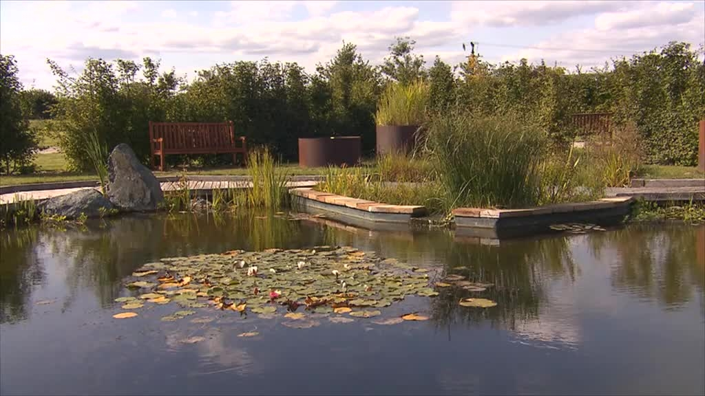 Vodní zahrada