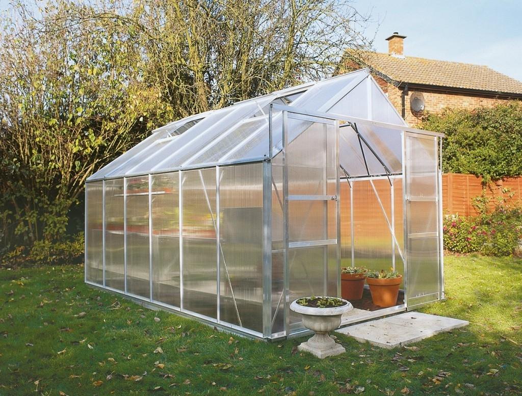 4 tipy, jak zařídit skleník