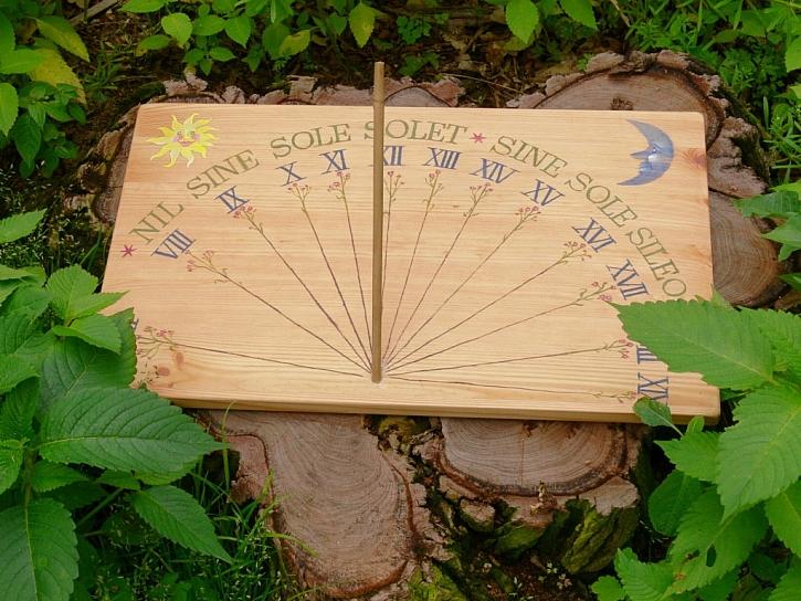 Vyrábíme sluneční hodiny