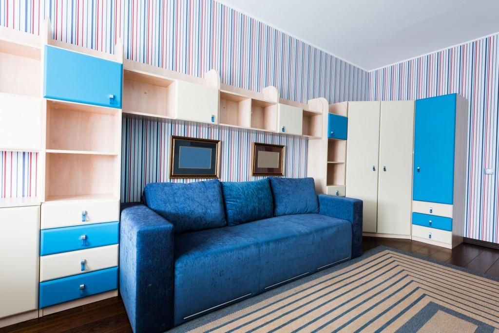 Barvy na malování pokojů