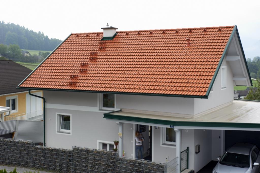 Střecha, která bude mít i po letech glanc