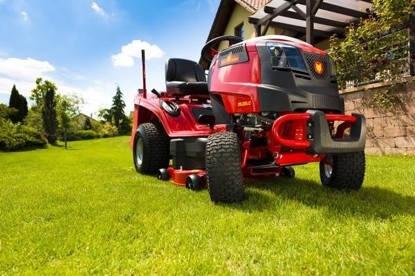 Traktory německého výrobce WOLF-Garten najdete v prodejnách Mountfield