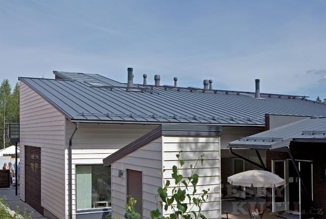 Jednoduchá rekonstrukce střechy