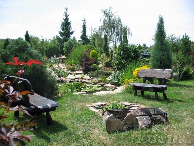 Pýcha zahrady