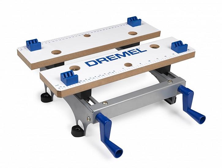 Potěšení pro kutily – pracovní stolek Project Table Dremel