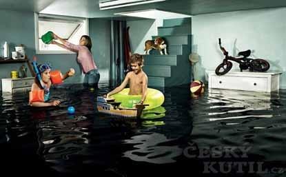 Grundfos: čerpání špinavé vody