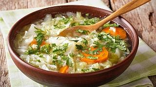 Tajemství tukožroutské polévky: Čím víc jí sníte, tím víc zhubnete