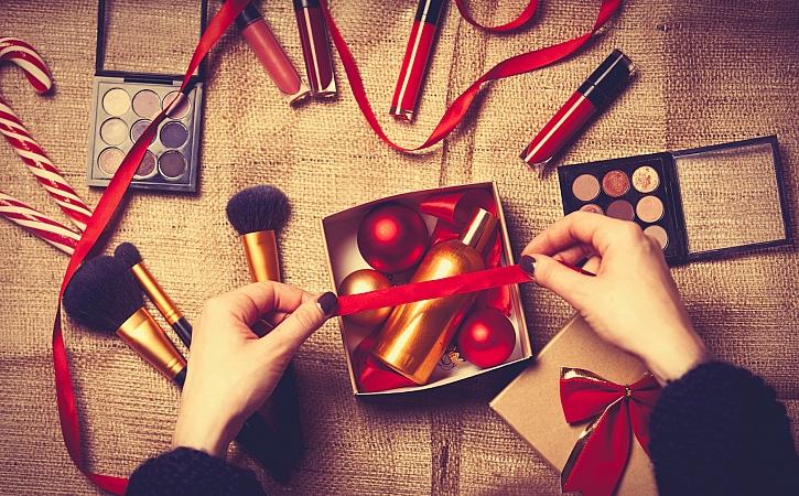 Balení kosmetiky