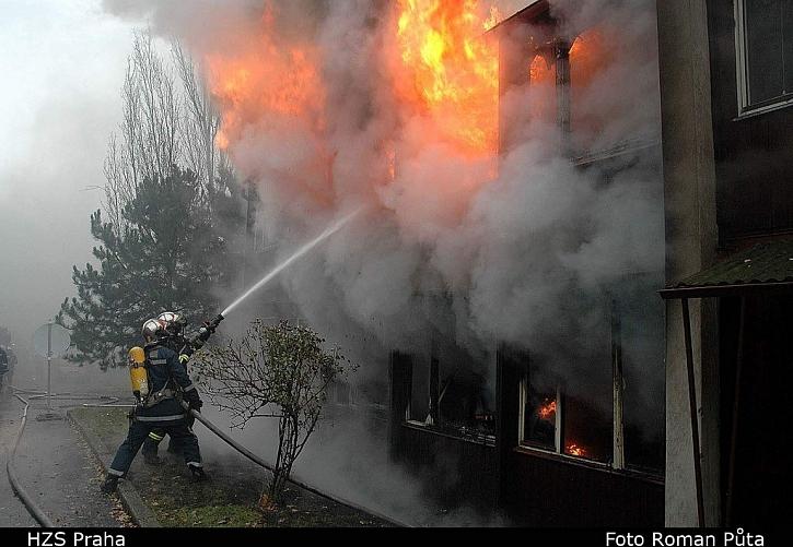 Proč mít požární hlásič?