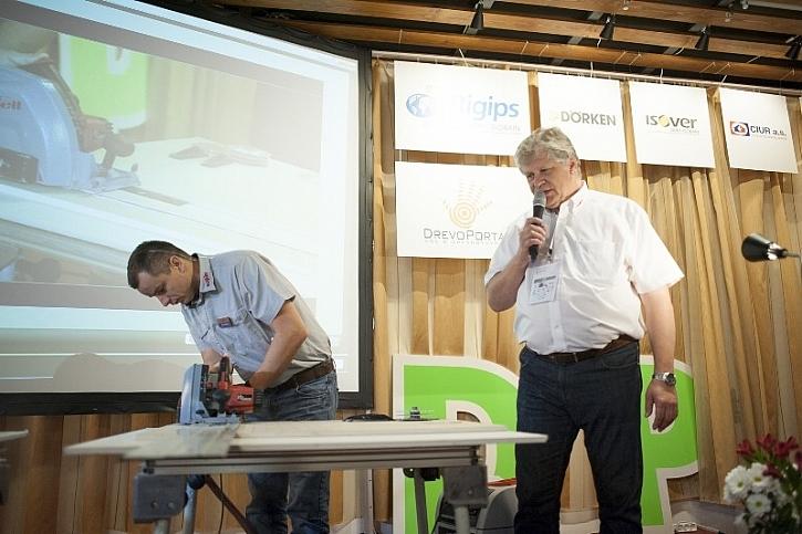 Blíží se konference Dřevostavby v praxi