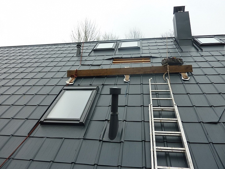 Plechová střecha je stálicí našich krytin