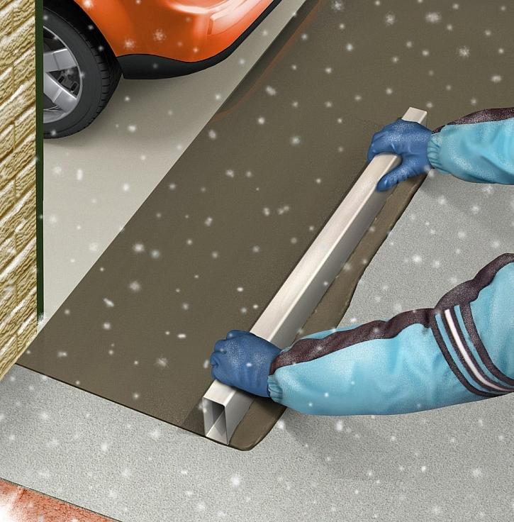 Obecné pokyny pro betonáž v zimním období