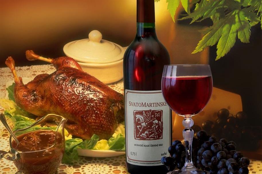 Svatomartinské slavnosti: Čekají vás propečené husičky a skvělá mladá vína