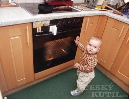 Bezpečnost v bytě  nejen pro děti