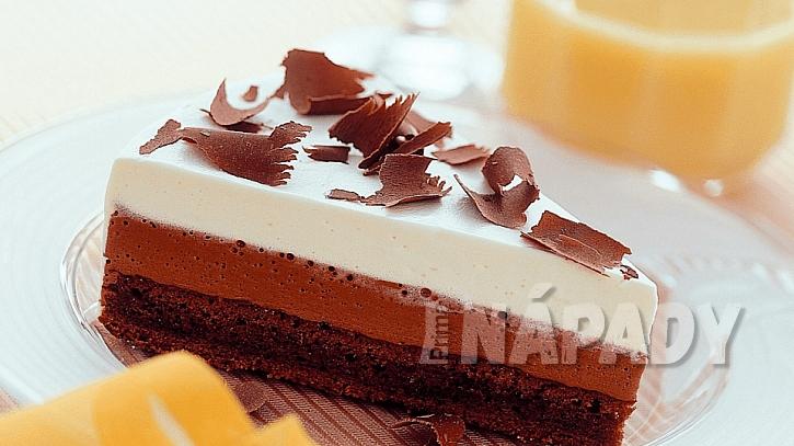 Recept na likérový čokoládový dort