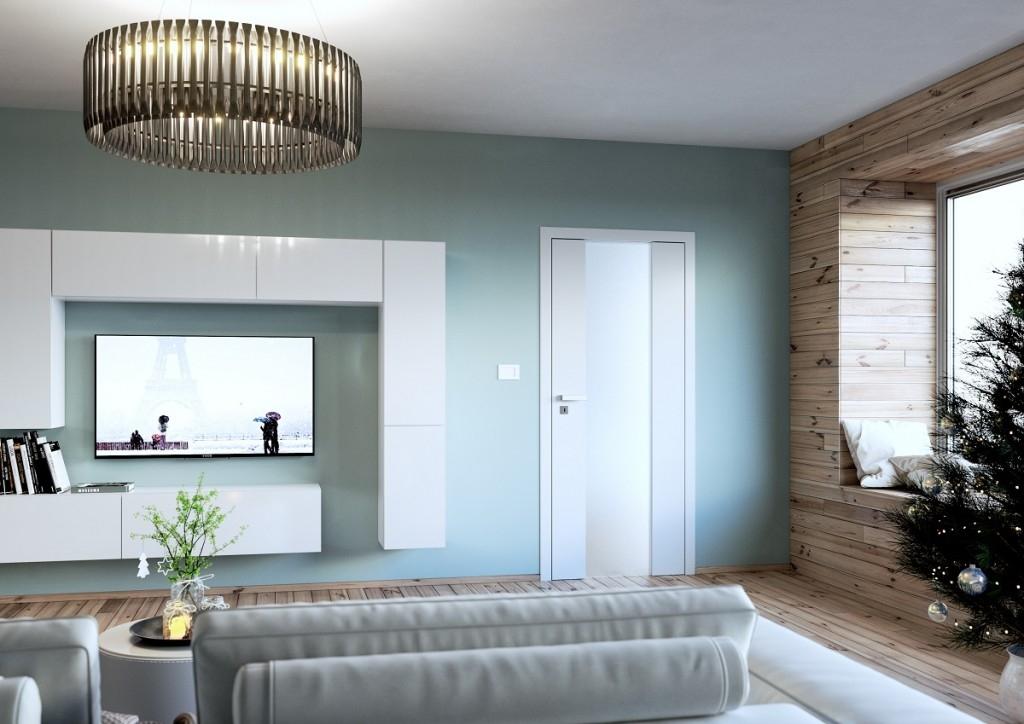 Výměna dveří při rekonstrukci bytu je sázka na jistotu