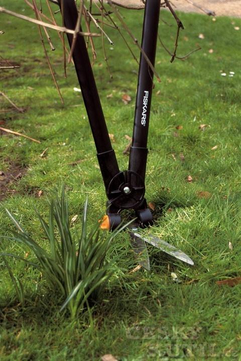 Nůžky na trávu pákové