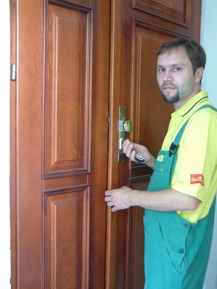 Bezpečná okna a dveře