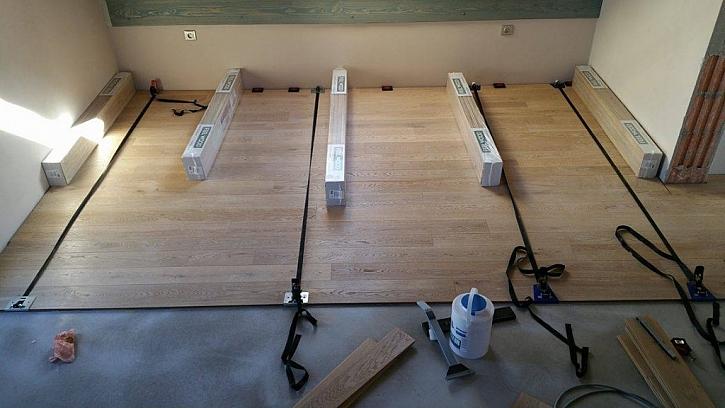 Jak probíhá renovace podlahy?