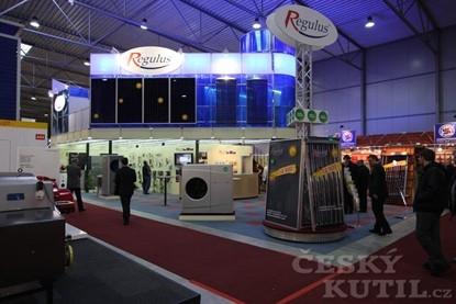 Společnost Regulus Vás zve na XVII. ročník výstavy INFOTHERMA 2010