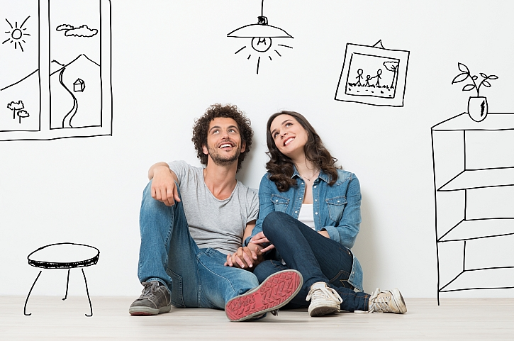 O čem se nejčastěji hádají domácnosti Dominuje bydlení a děti (Zdroj: Depositphotos)