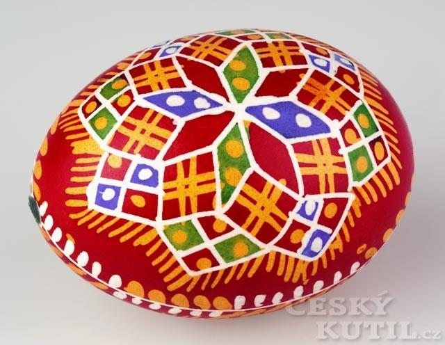 Tradiční vzory kraslic