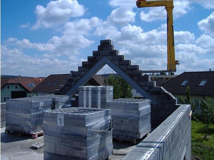 Přijďte se podívat na společnost Betonové stavby na veletrh FOR HABITAT