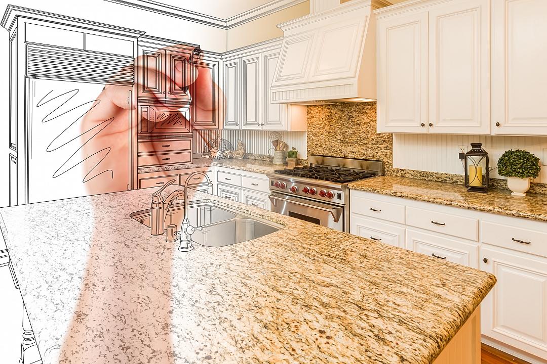 obrázek tématu: Rekonstrukce kuchyně