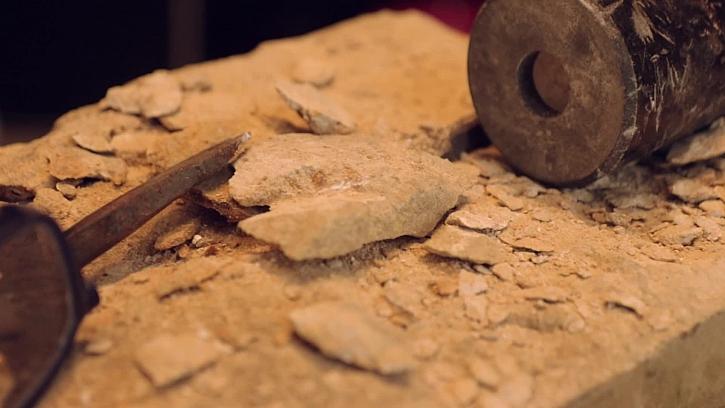 Opracování kameny