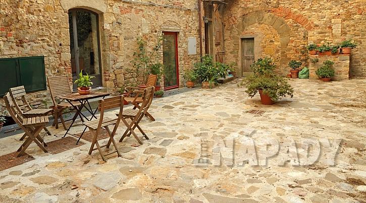 Středomořský styl bydlení