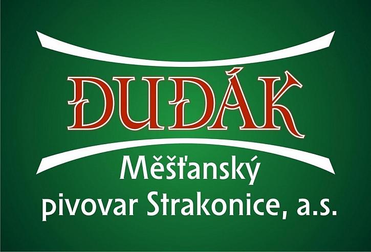 Logo DUDÁK - Měšťanský pivovar Strakonice, a.s.