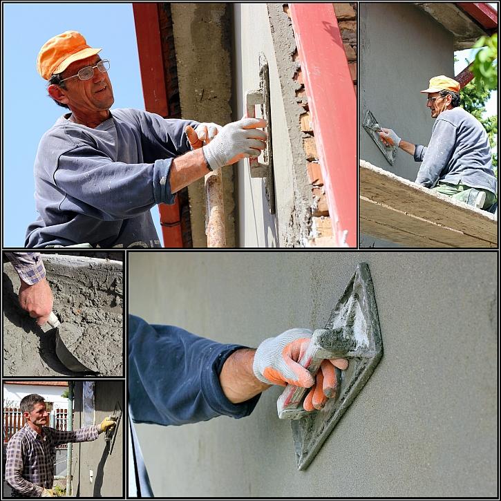 Stavíte nebo opravujete dům či byt a přemýšlíte jaké zvolit omítky?